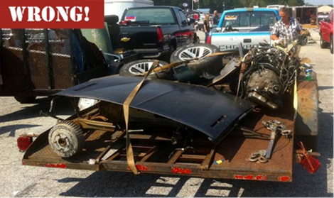 How to Sell Your Junk Car and get cash today