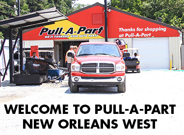 Pull A Part Un Junkyard In New Orleans Used Auto Parts